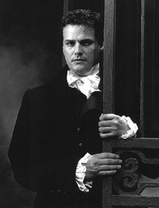 Paul Gross as Hamlet, 2000