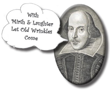 Happy Birthday to Shakespeare…and me! | The Bardolator