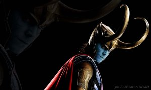 Loki as part Frost Giant