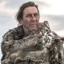 Hinds as Mance Rayder